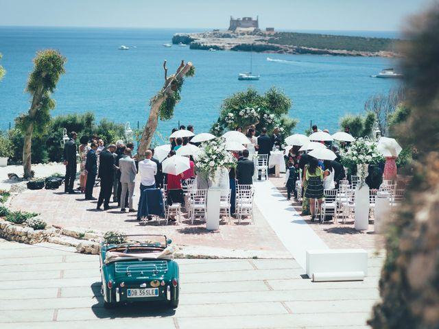 Il matrimonio di Emanuele e Valentina a Portopalo di Capo Passero, Siracusa 10