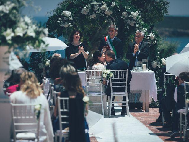 Il matrimonio di Emanuele e Valentina a Portopalo di Capo Passero, Siracusa 15