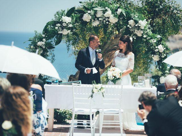 Il matrimonio di Emanuele e Valentina a Portopalo di Capo Passero, Siracusa 16