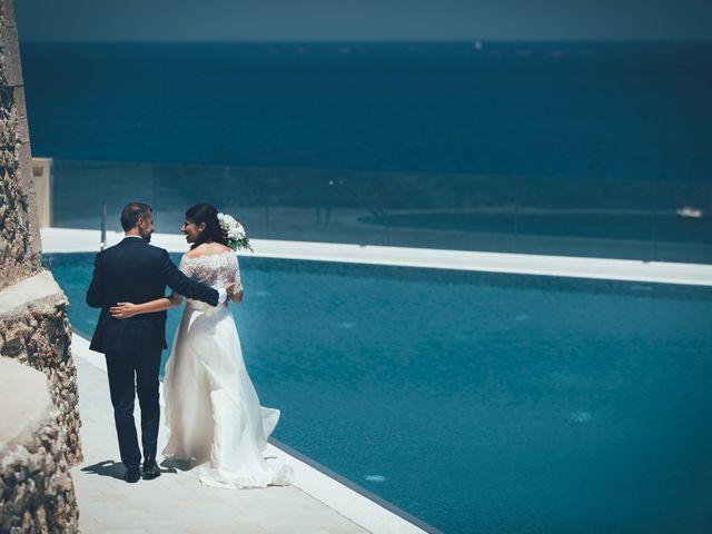 Il matrimonio di Emanuele e Valentina a Portopalo di Capo Passero, Siracusa 22
