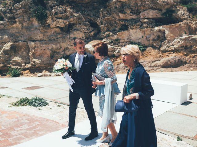 Il matrimonio di Emanuele e Valentina a Portopalo di Capo Passero, Siracusa 70