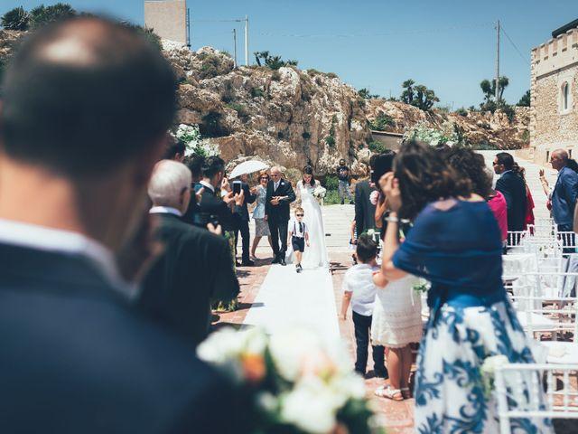 Il matrimonio di Emanuele e Valentina a Portopalo di Capo Passero, Siracusa 74