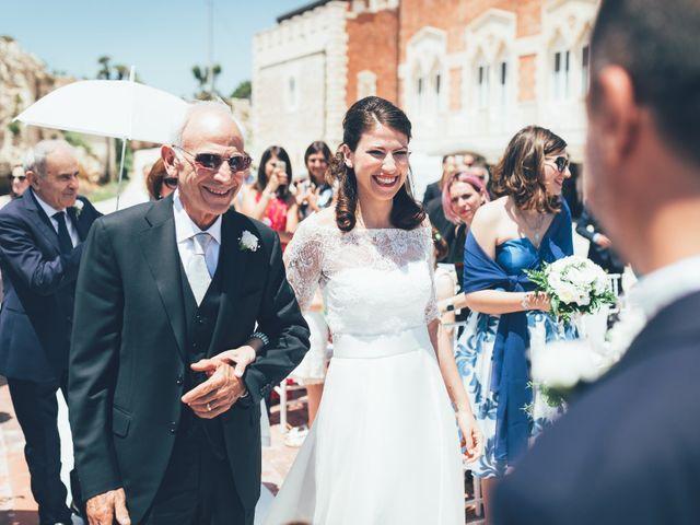 Il matrimonio di Emanuele e Valentina a Portopalo di Capo Passero, Siracusa 76