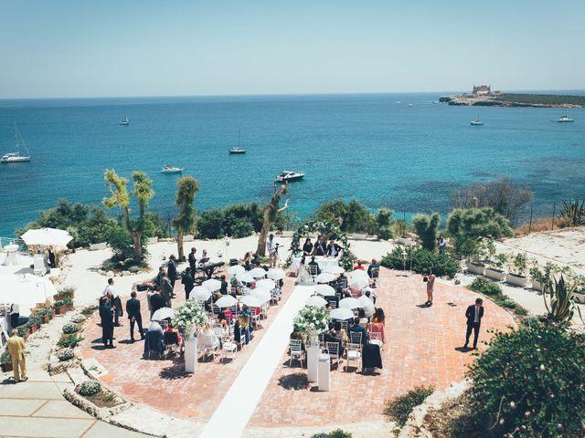 Il matrimonio di Emanuele e Valentina a Portopalo di Capo Passero, Siracusa 83