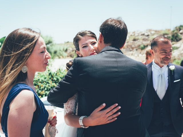 Il matrimonio di Emanuele e Valentina a Portopalo di Capo Passero, Siracusa 84