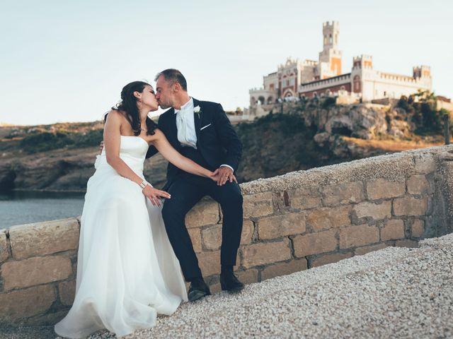 Il matrimonio di Emanuele e Valentina a Portopalo di Capo Passero, Siracusa 2