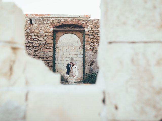 Il matrimonio di Emanuele e Valentina a Portopalo di Capo Passero, Siracusa 101