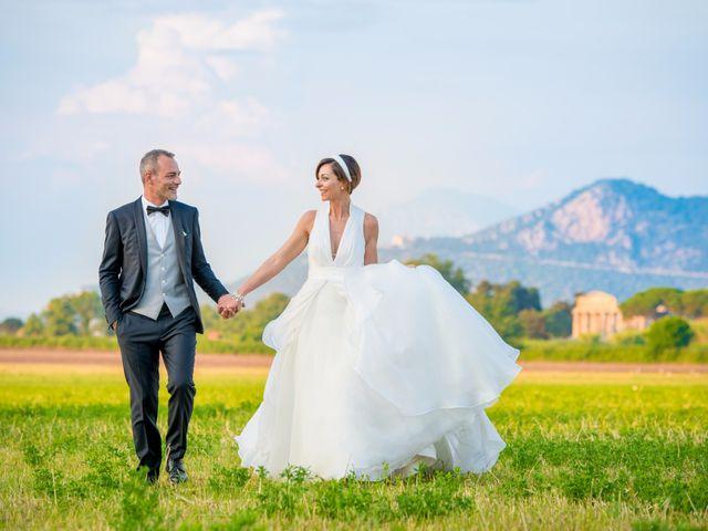 le nozze di Loredana e Alfonso