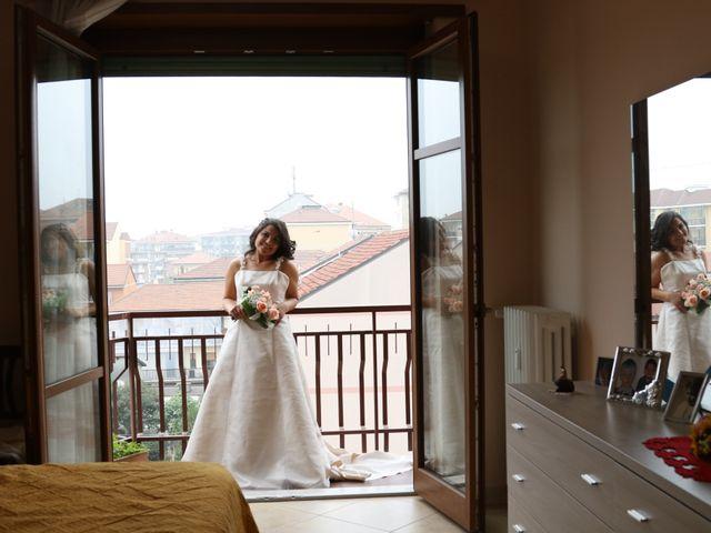 Il matrimonio di Giorgio e Aida a La Loggia, Torino 6