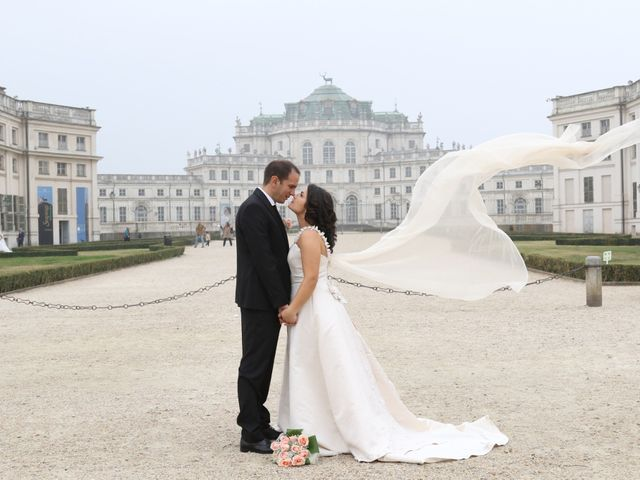 Il matrimonio di Giorgio e Aida a La Loggia, Torino 7