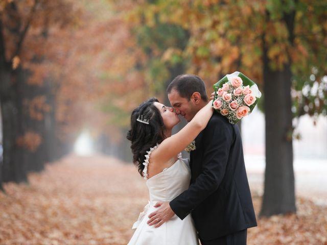 Le nozze di Aida e Giorgio