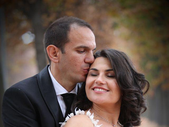 Il matrimonio di Giorgio e Aida a La Loggia, Torino 8