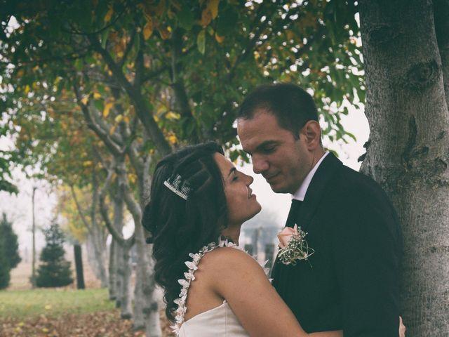 Il matrimonio di Giorgio e Aida a La Loggia, Torino 11