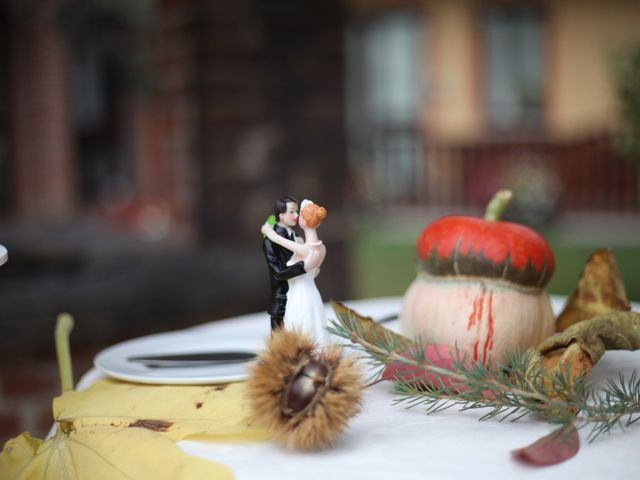Il matrimonio di Giorgio e Aida a La Loggia, Torino 13