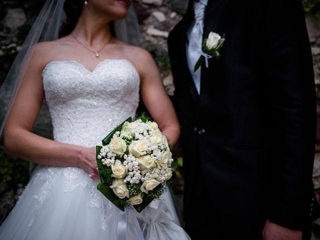 Il matrimonio di Mattia e Jessica a Verona, Verona 44