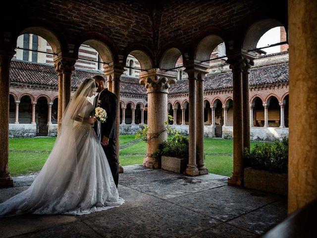 Il matrimonio di Mattia e Jessica a Verona, Verona 48