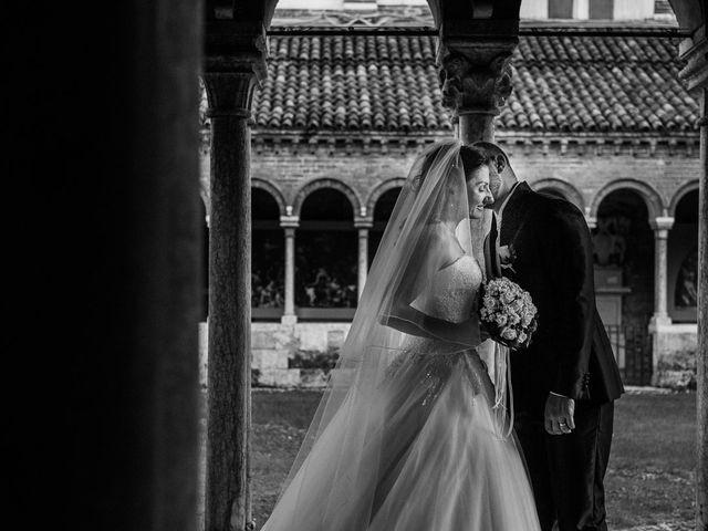 Il matrimonio di Mattia e Jessica a Verona, Verona 49