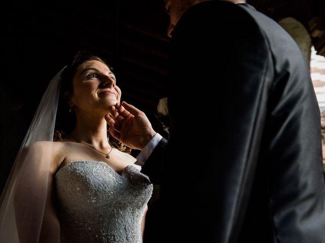 Il matrimonio di Mattia e Jessica a Verona, Verona 51