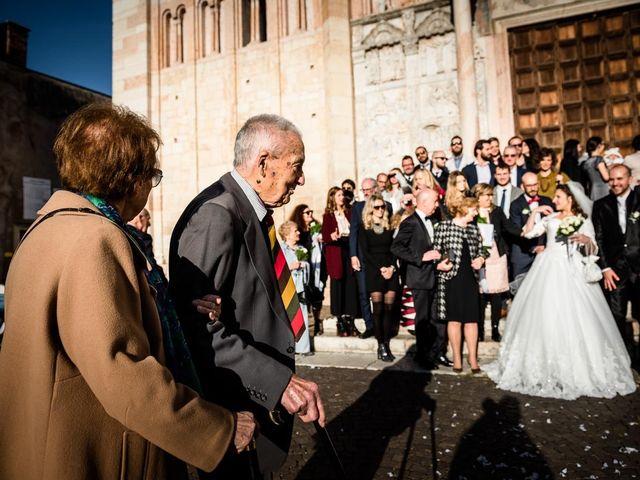Il matrimonio di Mattia e Jessica a Verona, Verona 52