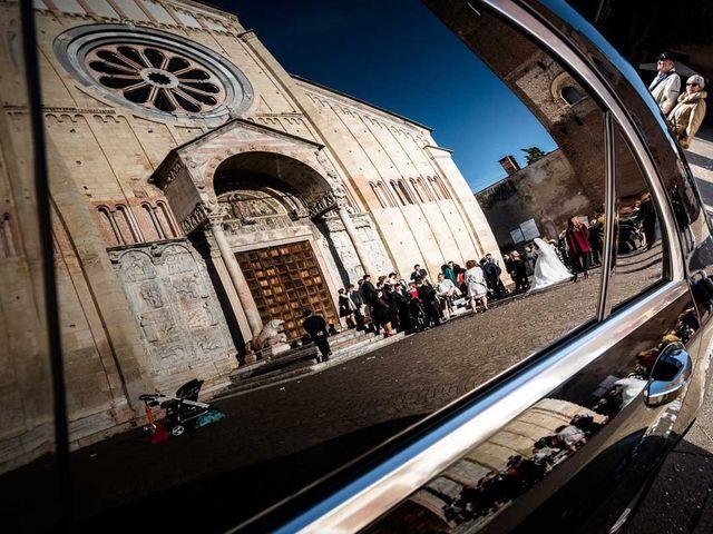 Il matrimonio di Mattia e Jessica a Verona, Verona 53