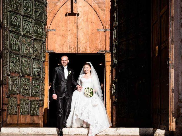 Il matrimonio di Mattia e Jessica a Verona, Verona 56