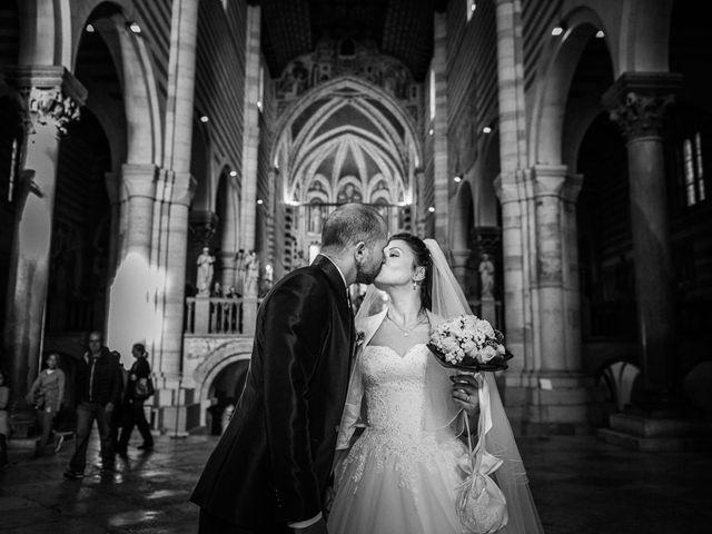 Il matrimonio di Mattia e Jessica a Verona, Verona 57