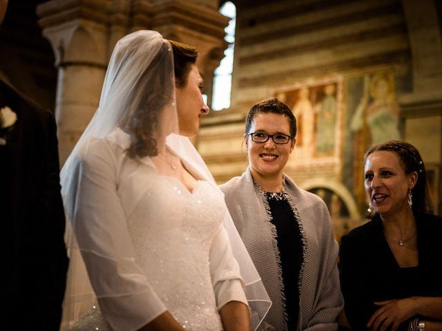 Il matrimonio di Mattia e Jessica a Verona, Verona 58