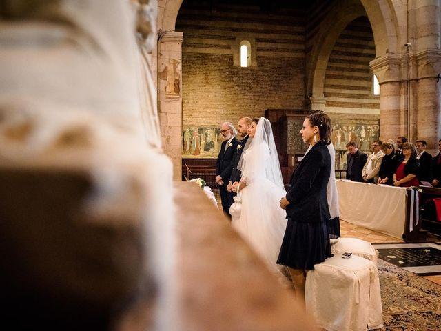 Il matrimonio di Mattia e Jessica a Verona, Verona 60