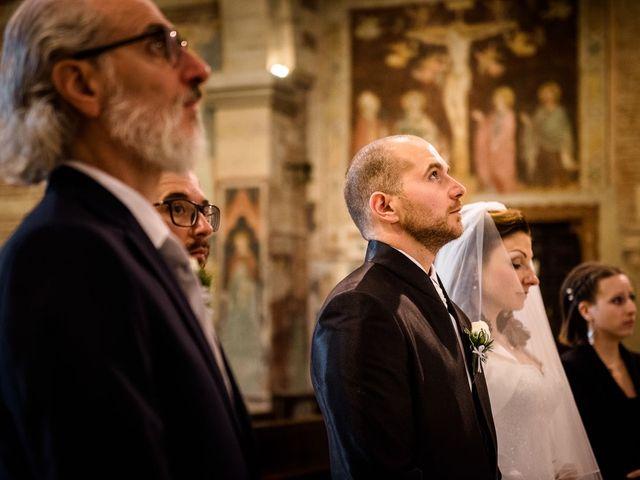 Il matrimonio di Mattia e Jessica a Verona, Verona 61