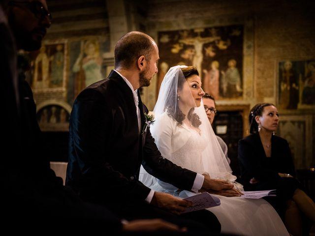 Il matrimonio di Mattia e Jessica a Verona, Verona 62