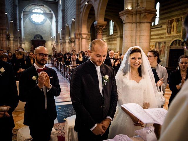 Il matrimonio di Mattia e Jessica a Verona, Verona 64