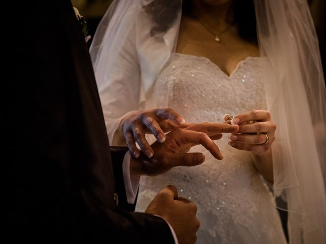 Il matrimonio di Mattia e Jessica a Verona, Verona 65
