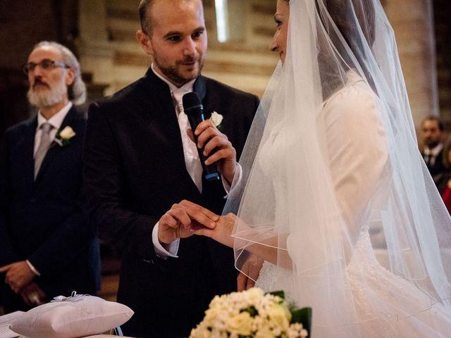 Il matrimonio di Mattia e Jessica a Verona, Verona 67