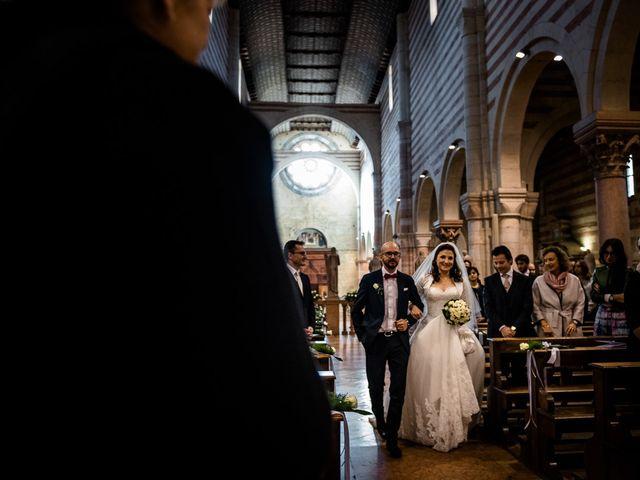 Il matrimonio di Mattia e Jessica a Verona, Verona 68