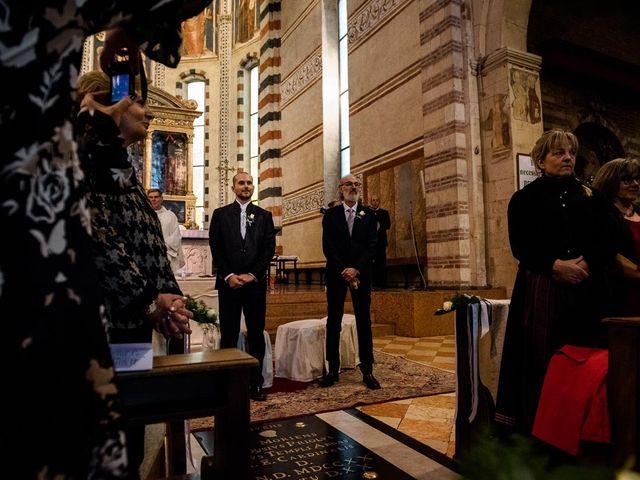 Il matrimonio di Mattia e Jessica a Verona, Verona 69
