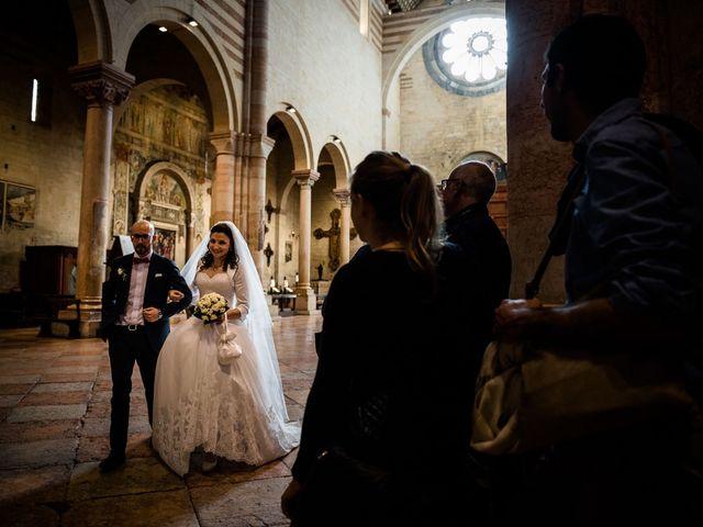 Il matrimonio di Mattia e Jessica a Verona, Verona 70