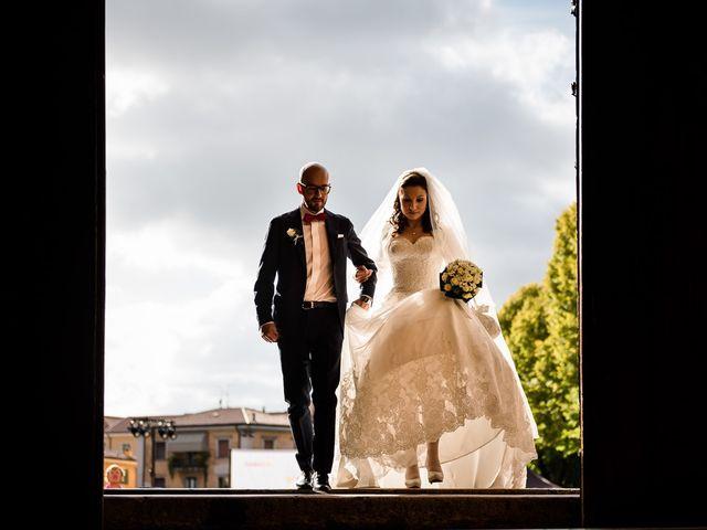 Il matrimonio di Mattia e Jessica a Verona, Verona 71