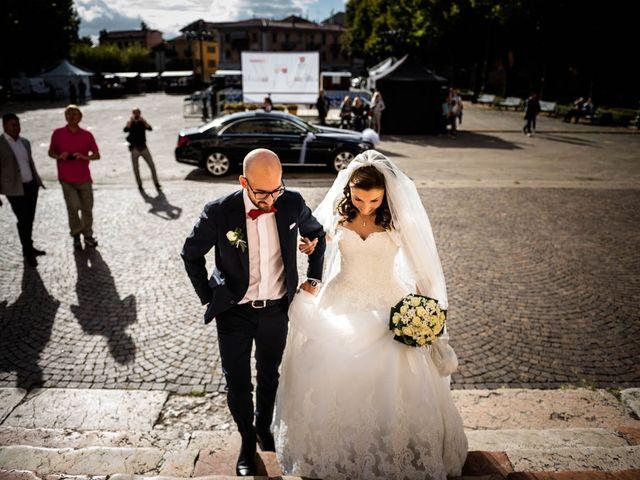 Il matrimonio di Mattia e Jessica a Verona, Verona 73