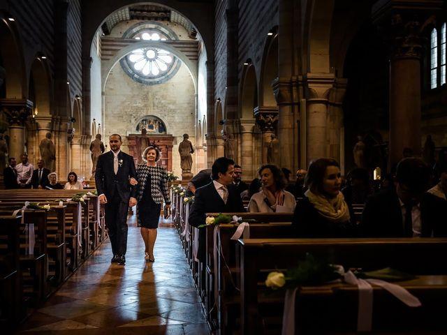Il matrimonio di Mattia e Jessica a Verona, Verona 75