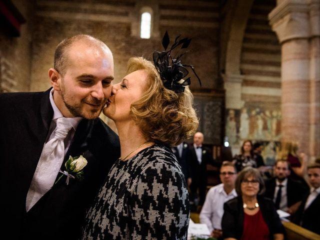 Il matrimonio di Mattia e Jessica a Verona, Verona 76