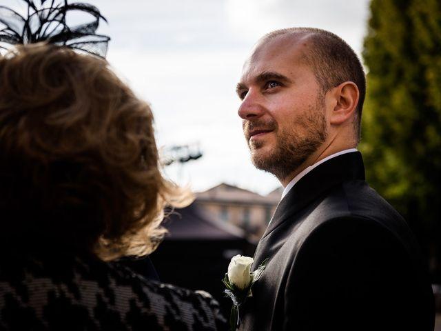 Il matrimonio di Mattia e Jessica a Verona, Verona 78
