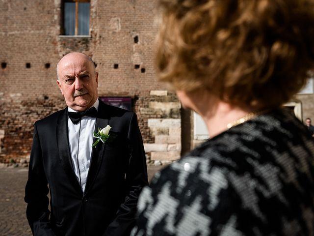 Il matrimonio di Mattia e Jessica a Verona, Verona 79