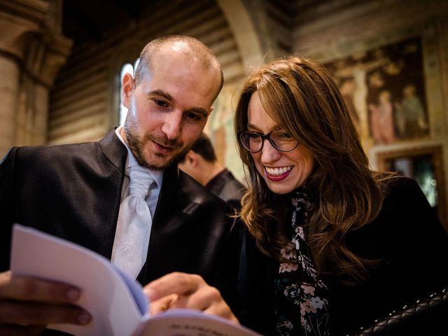 Il matrimonio di Mattia e Jessica a Verona, Verona 83