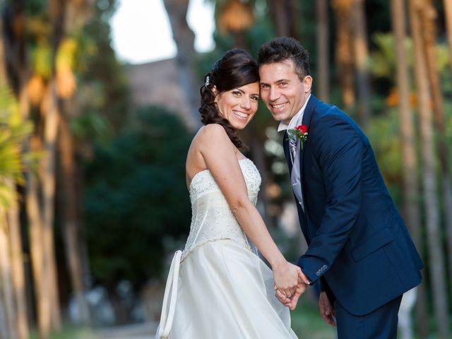 Le nozze di Libera e Daniele