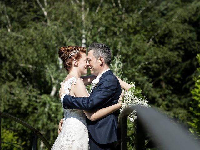 le nozze di Margherita e Cristiano
