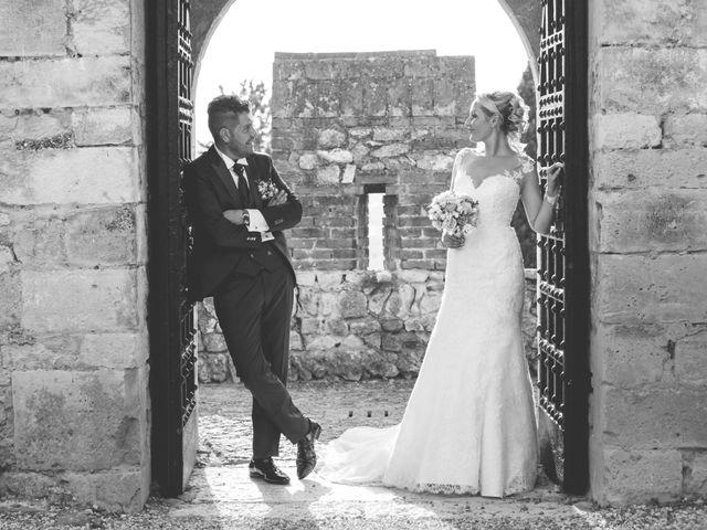 le nozze di Marina e Francesco
