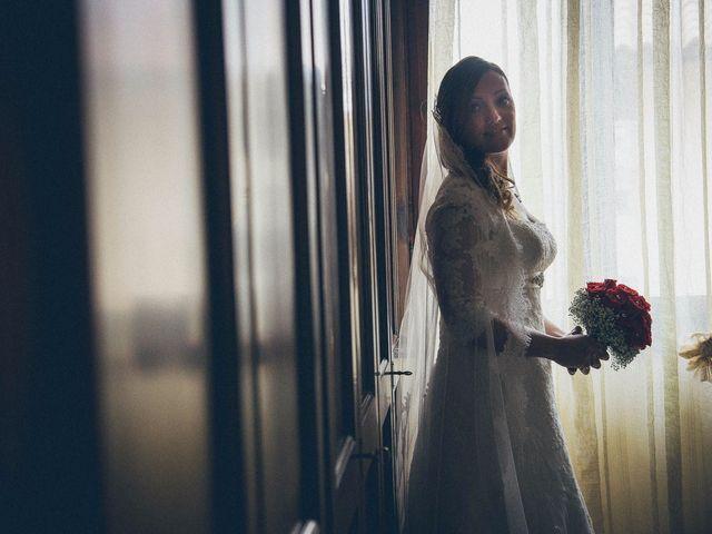 Il matrimonio di Claudio e Marianna a Montorfano, Como 6