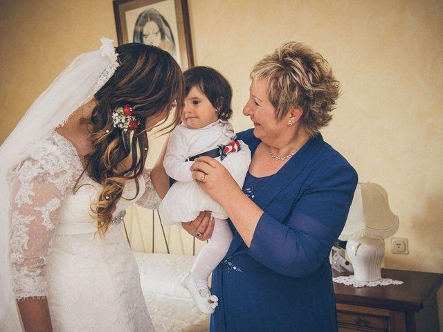 Il matrimonio di Claudio e Marianna a Montorfano, Como 7