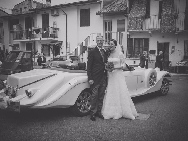 Il matrimonio di Claudio e Marianna a Montorfano, Como 9