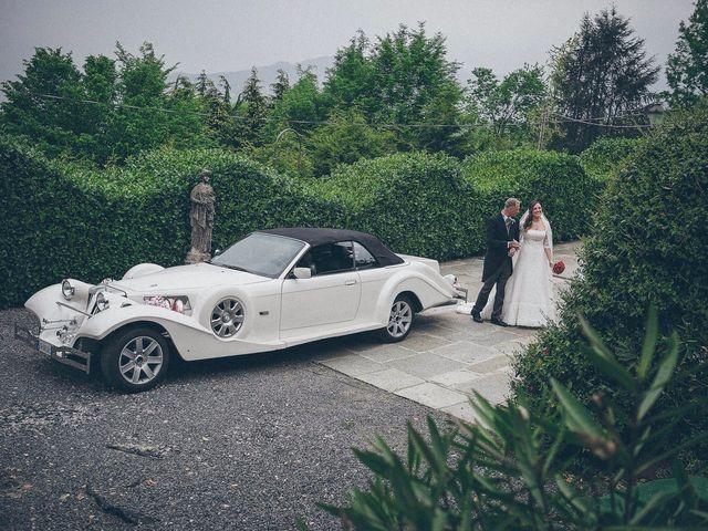 Il matrimonio di Claudio e Marianna a Montorfano, Como 10
